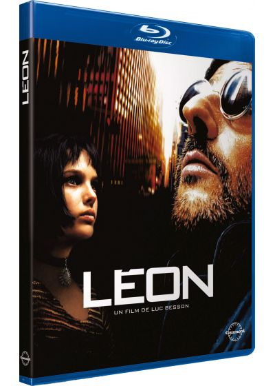 Léon (Version Longue) - Blu-ray