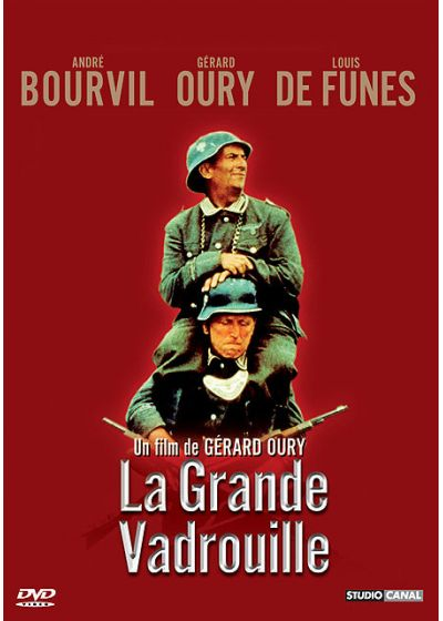La Grande vadrouille (Édition Single) - DVD