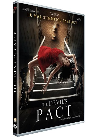The Devil's Pact - DVD