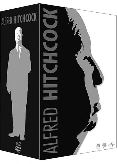 Alfred Hitchcock - Coffret 22 DVD - DVD