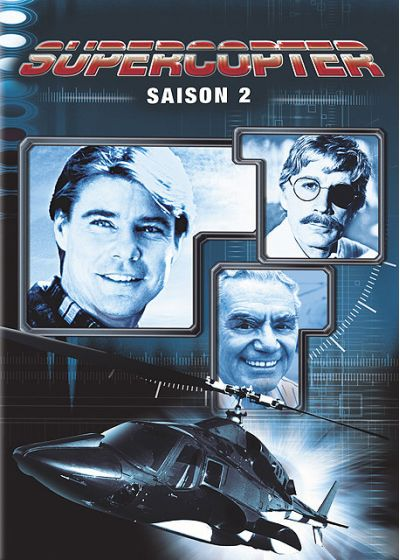 Supercopter - Saison 2 - DVD