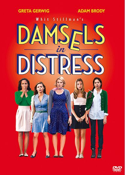 Damsels in Distress - DVD