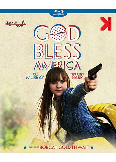 God Bless America - Blu-ray