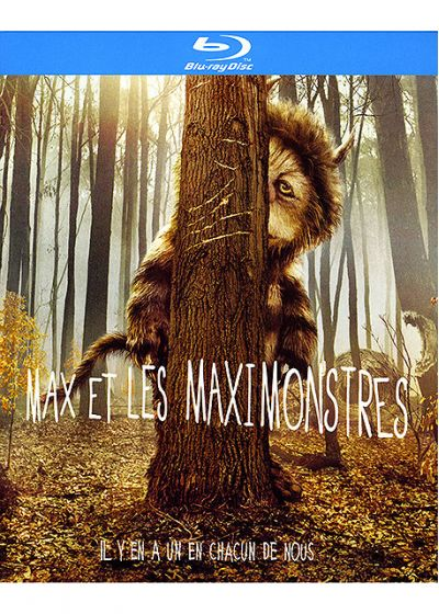 Max et les Maximonstres - Blu-ray