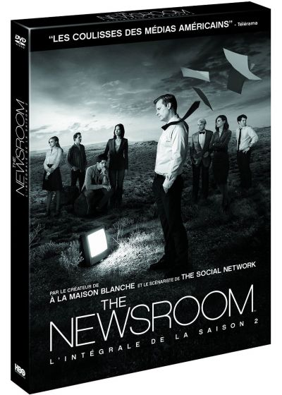 The Newsroom - Saison 2 - DVD