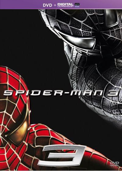 Spider-Man 3 (DVD + Copie digitale) - DVD