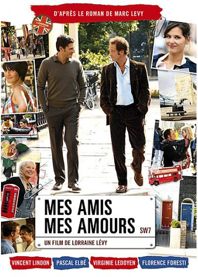 Mes amis, mes amours - DVD