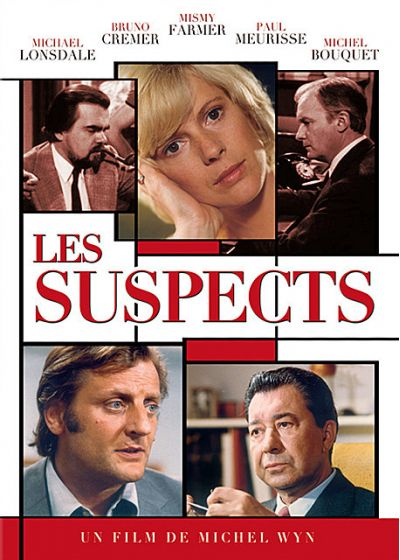 Les Suspects - DVD