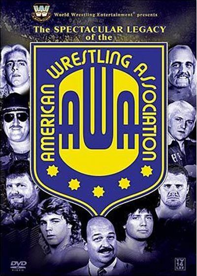 The Spectacular Legacy of the AWA - DVD