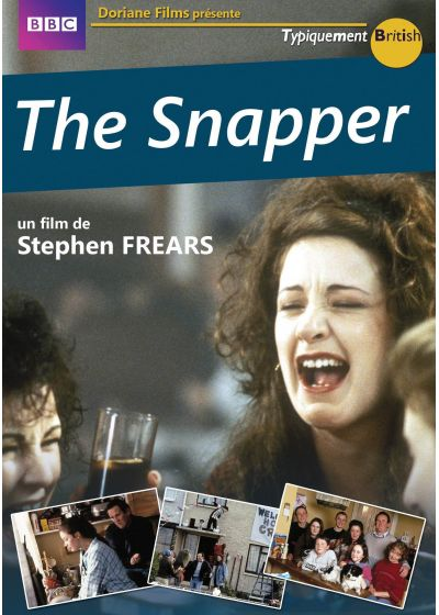The Snapper - DVD