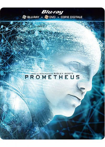 Prometheus (Combo Blu-ray + DVD + Copie digitale) - Blu-ray