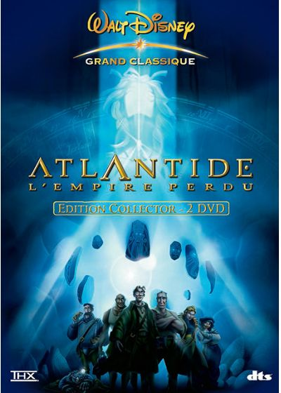 Atlantide, l'empire perdu (Édition Collector) - DVD