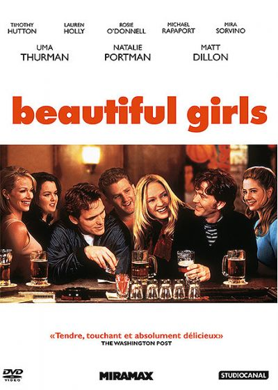 Beautiful Girls - DVD