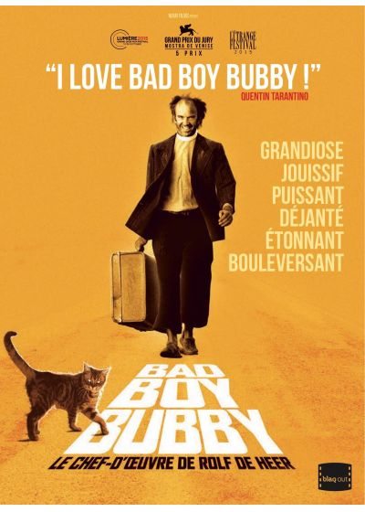 Bad Boy Bubby - DVD