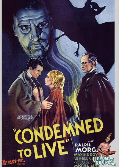 Condemned to Live - DVD