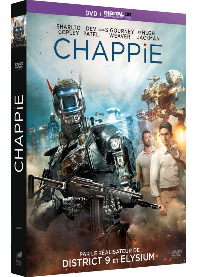 Chappie (DVD + Copie digitale) - DVD