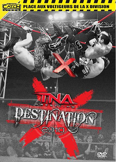 Destination X 2010 - DVD