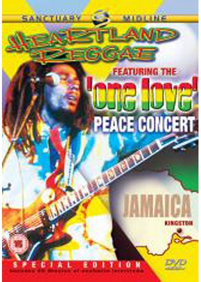 Heartland Reggae: One Love Peace Concert - DVD