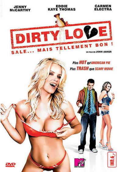 Dirty Love - DVD