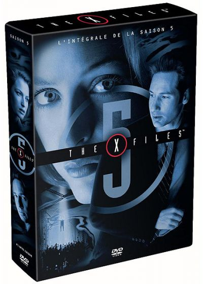 The X-Files - Saison 5 - DVD