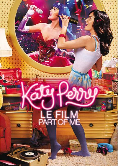 Katy Perry, le film : Part of Me - DVD