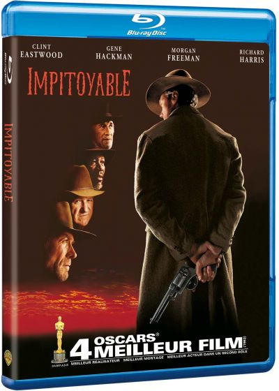 Impitoyable (Warner Ultimate (Blu-ray)) - Blu-ray