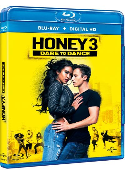Honey 3 (Blu-ray + Copie digitale) - Blu-ray