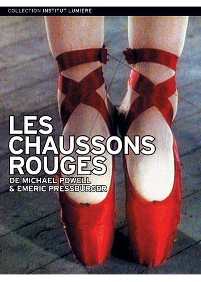 Les Chaussons rouges (Édition Collector) - DVD