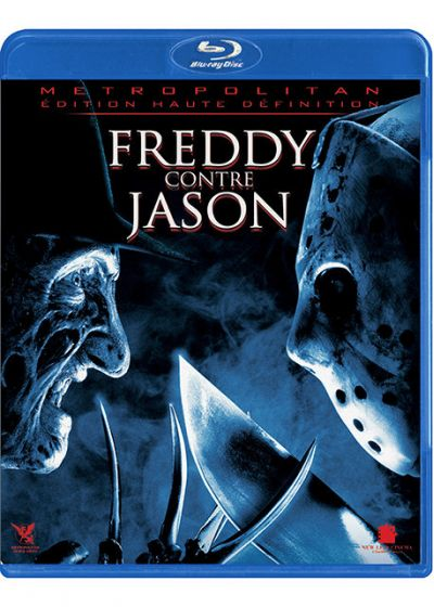 Freddy contre Jason - Blu-ray