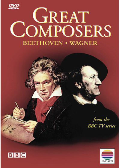 Grands compositeurs, Les - Beethoven & Wagner - DVD