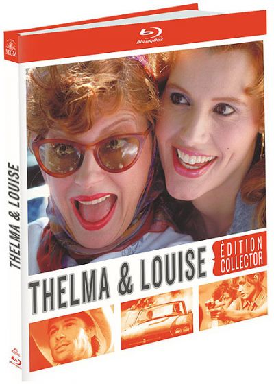 Thelma & Louise (Édition Digibook Collector + Livret) - Blu-ray