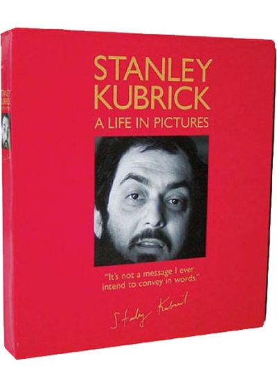 Stanley Kubrick : A Life in Pictures (Édition Collector) - DVD