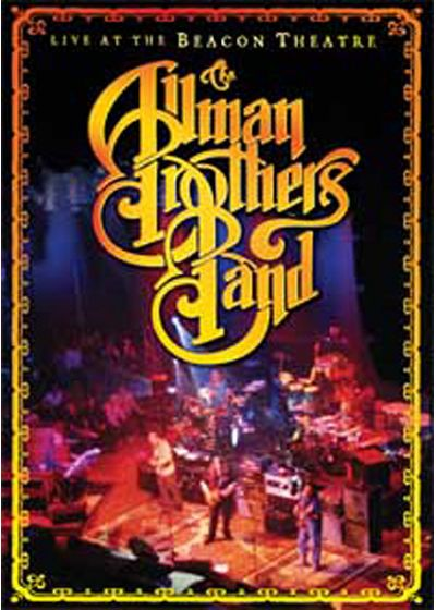 The Allman Brothers - At the Beacon - DVD