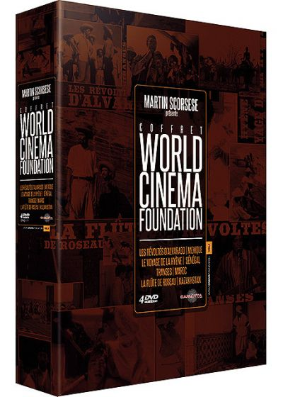 Coffret World Cinema Foundation - Volume 1 (Édition Collector) - DVD