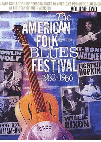 The American Folk Blues Festival 1962-1966 - Volume Two - DVD