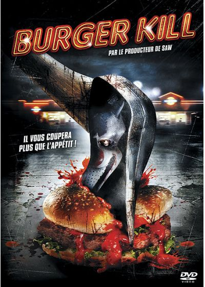 Burger Kill - DVD