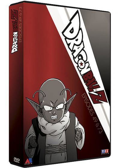 Dragon Ball Z - Coffret 4 DVD - 03 - Épisodes 49 à 73 - DVD