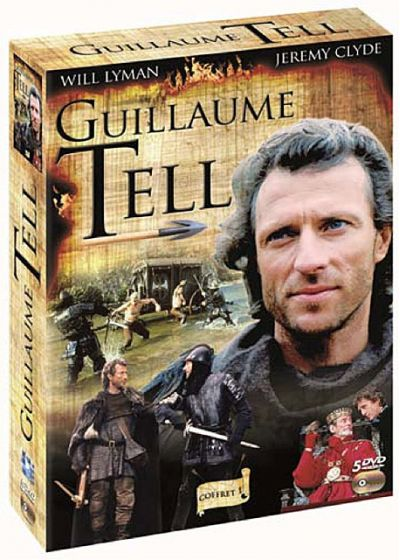 Les Aventures de Guillaume Tell - Coffret 1 - DVD