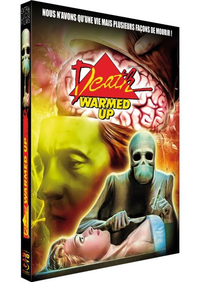 Death Warmed Up (Édition Collector Blu-ray + DVD) - Blu-ray