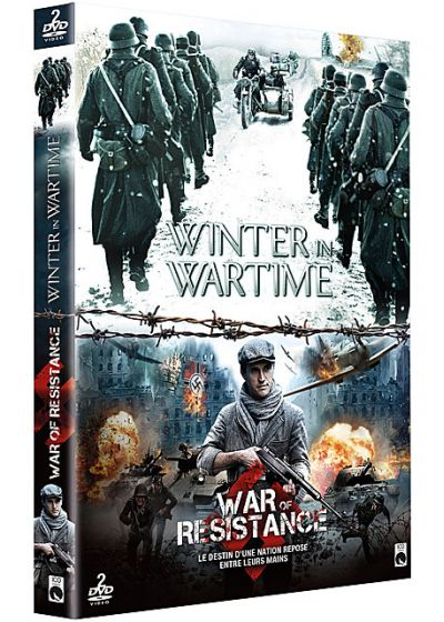 War of Resistance + Winter in Wartime (Pack) - DVD