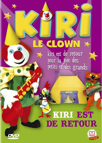 Kiri le clown - Vol. 2 - DVD