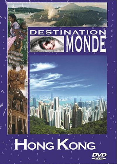Destination monde : Hong Kong - DVD