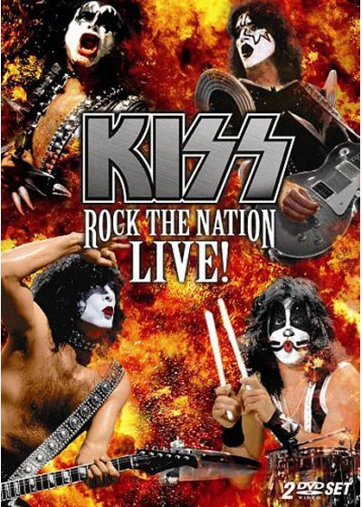 Kiss - Rock the Nation Live! - DVD
