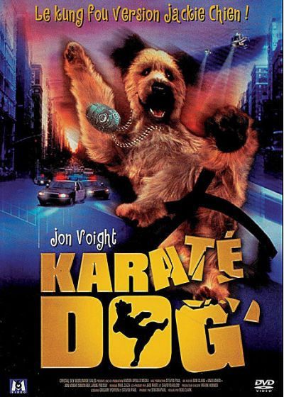 Karaté Dog - DVD