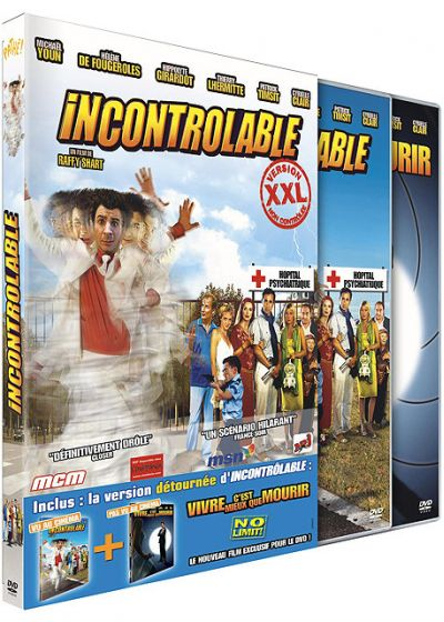 Incontrôlable (Version XXL) - DVD