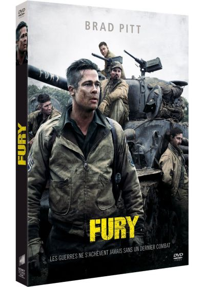 Fury (DVD + Copie digitale) - DVD