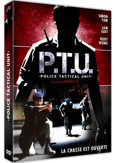 PTU - Police Tactical Unit - DVD