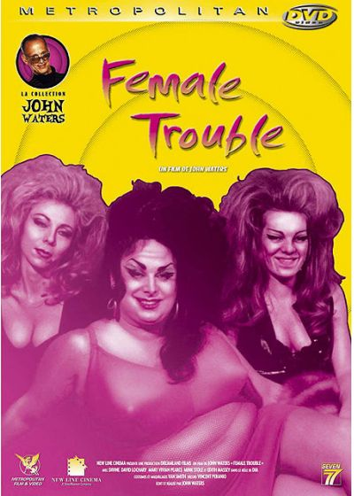 Female Trouble - DVD
