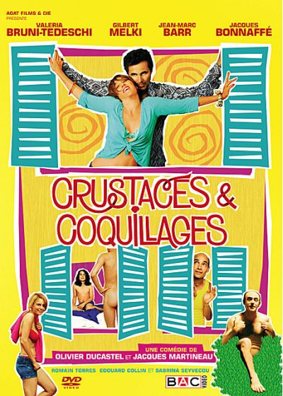 Crustacés & coquillages - DVD