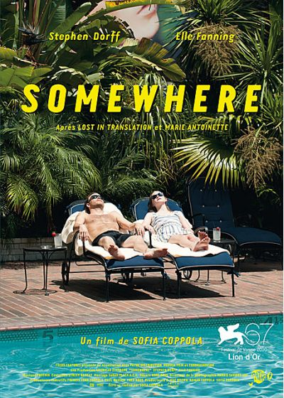 Somewhere - DVD